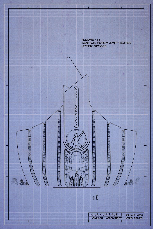 Valley Of Progress Architectural Engineering Schematics Civil Conclave